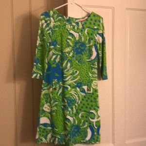 Dresses & Skirts - Lilly Pulitzer Sunnyside Lions Dress XS
